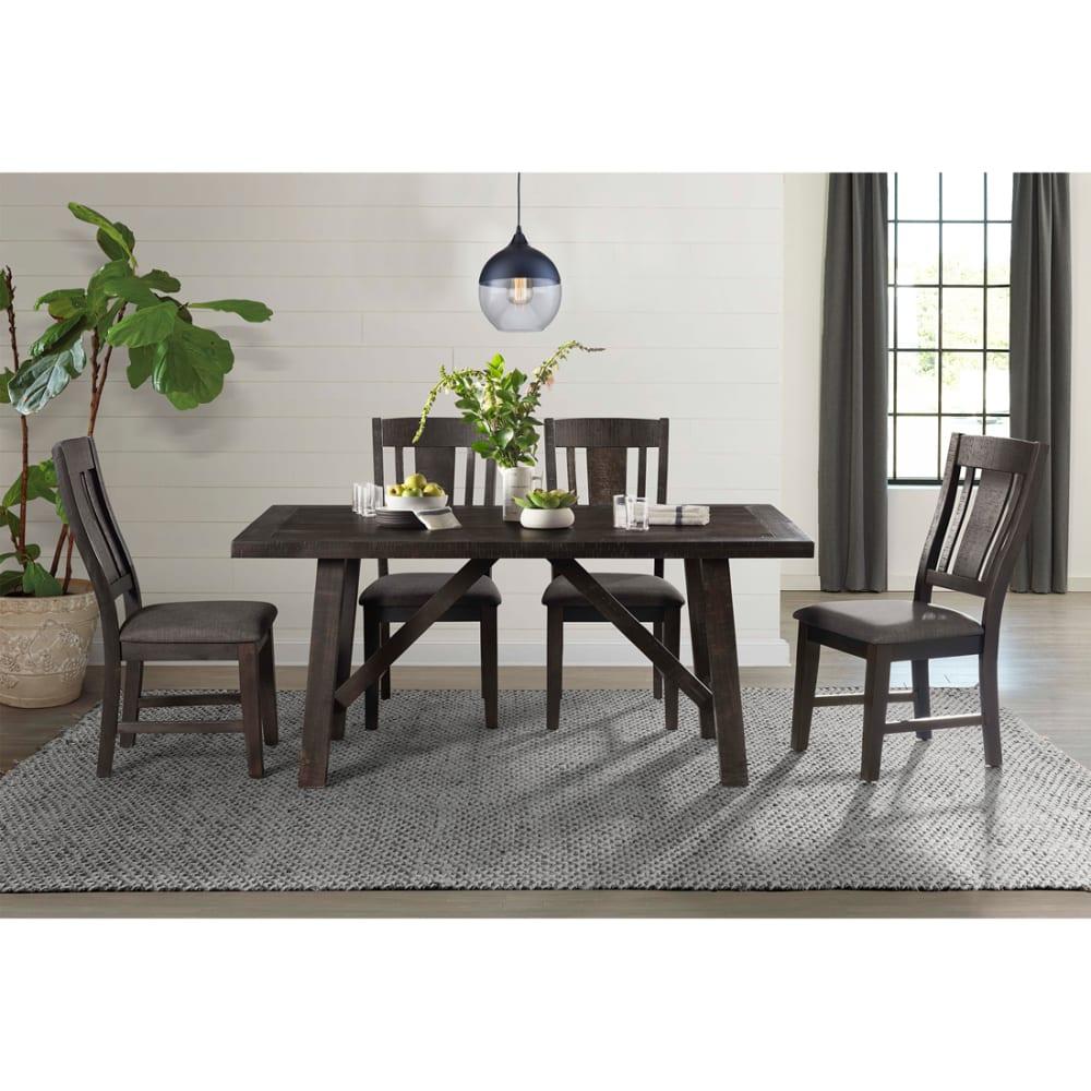 Jordan 5PC Dining Set (Table + 4 Chair) - JORDANDR