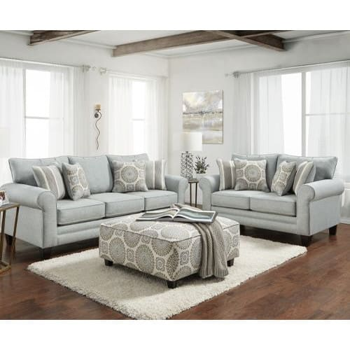 Lennox Collection - Sleeper Sofa and Loveseat