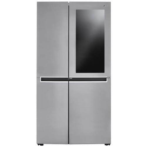 LG 27 cu. ft. Side-By-Side InstaView™ Door-in-Door® Refrigerator - LRSES2706V