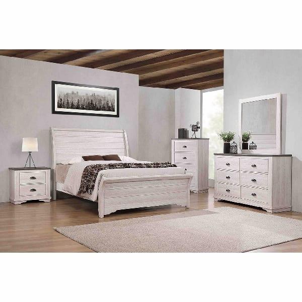 Marie 3PC Queen Bedroom Set - MARIEQN3PC