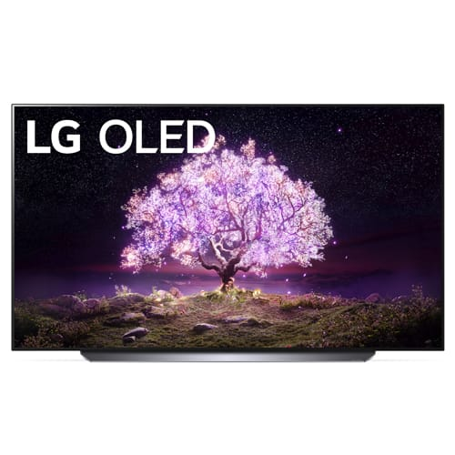 LG C1 77 inch Class 4K Smart OLED TV w/AI ThinQ® - OLED77C1PUB
