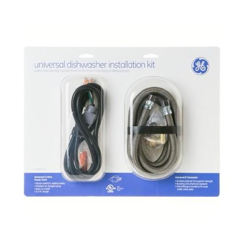 GE® Universal Dishwasher Installation Kit (PM28X329)