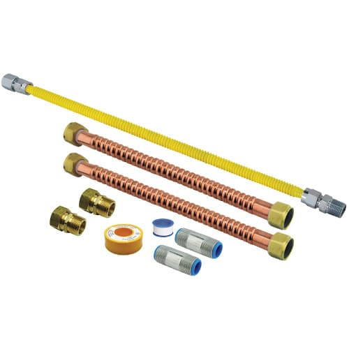 Gas Water Heater Install Kit