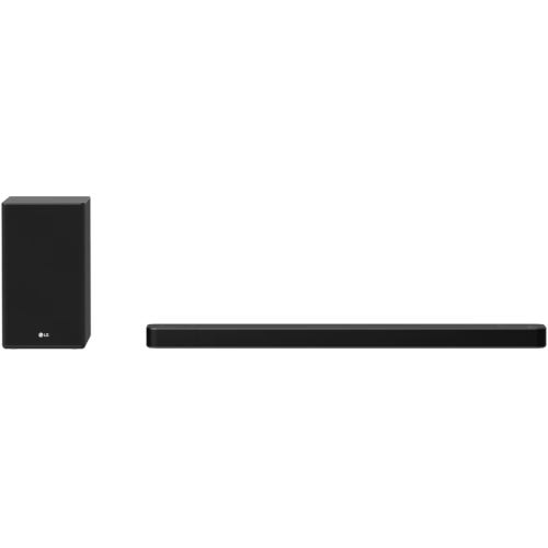 LG 3.1.2 Ch Sound Bar w/ Dolby Atmos® & works with Google Assistant & Alexa - SP8YA