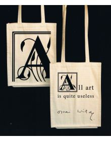 All Art is quite useless-Tas
