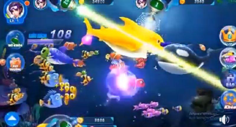 game ban ca vip - Bắn cá Vip - top đầu làng game bắn cá đáng giải trí hiện nay