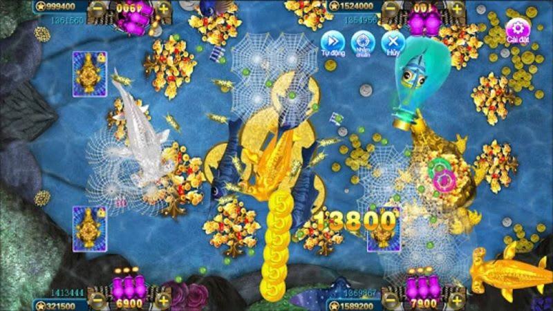 game trum san ca - Trùm săn cá – cổng game bắn cá đổi thưởng đa nền tảng được nhiều người chơi yêu thích