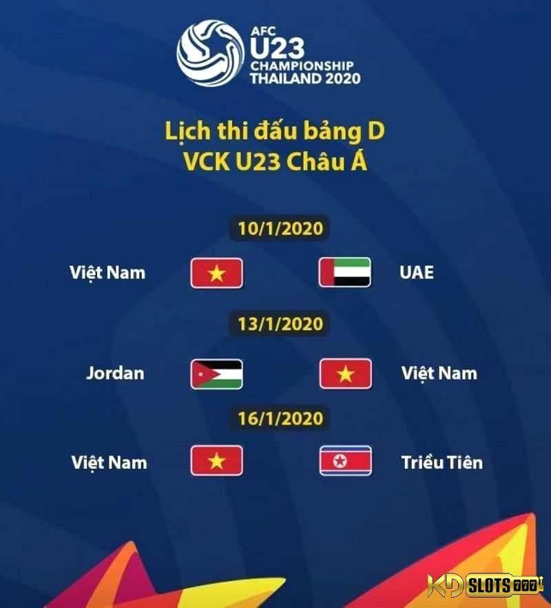 VCK U23 châu Á 2020 - U23 Thái Lan sử dụng sơ đồ chiến thuật lạ