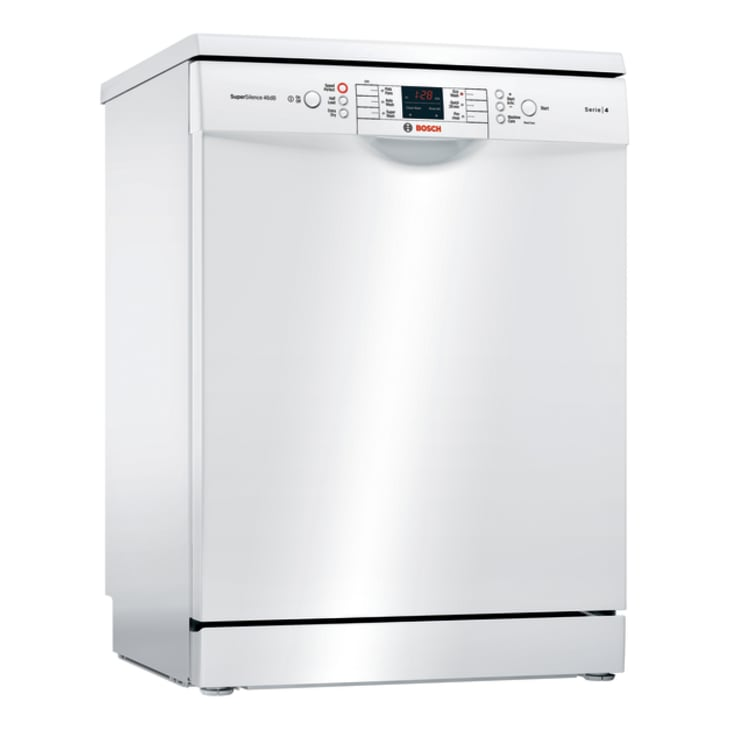 Bosch Freestanding White Dishwasher