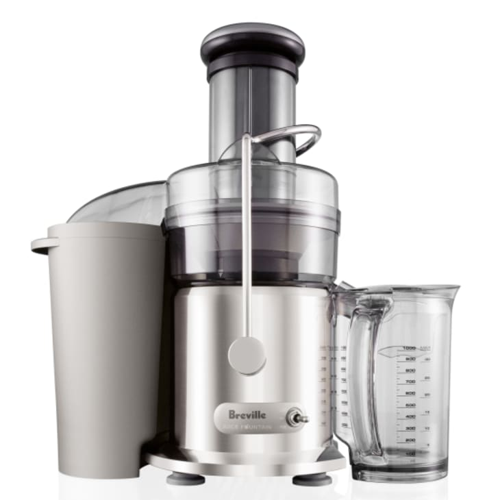 Breville Chrome Juice Fountain