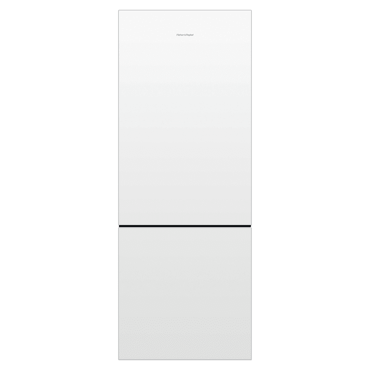 Fisher & Paykel 403l White Bottom Mount Refrigerator