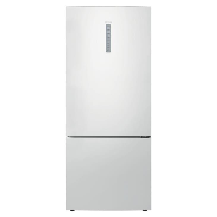 Haier HBM450WHI 450L Bottom Mount Refrigerator