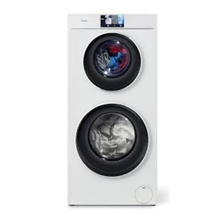 Haier Twin Tasker Front Loading Washer
