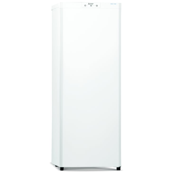 Mitsubishi Electric 160L Vertical Freezer