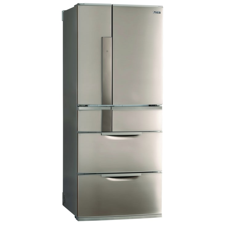 Mitsubishi 655L Four Drawer Fridge Freezer