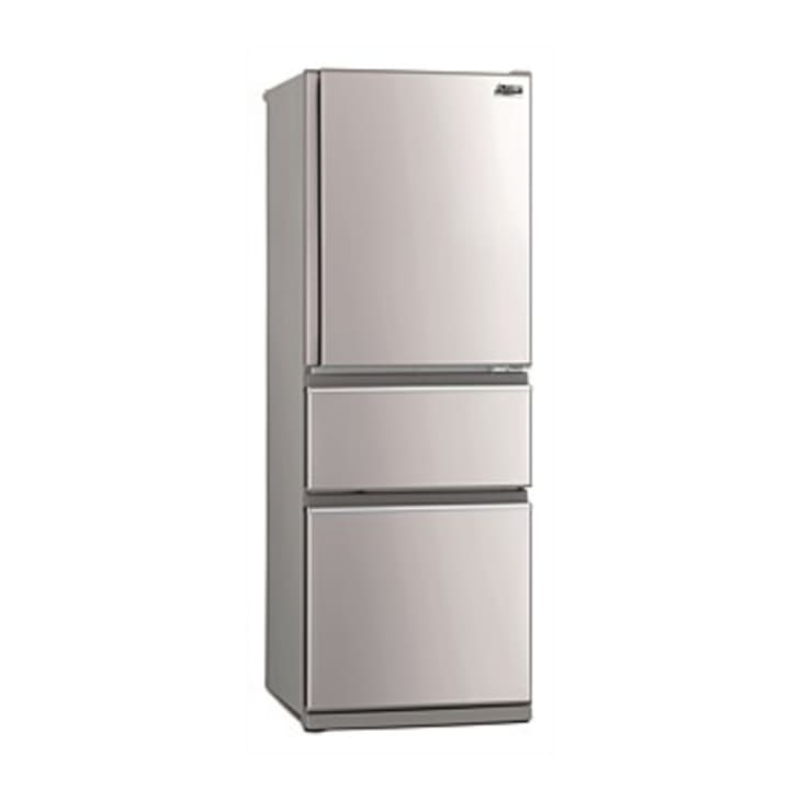 Mitsubishi 370L Connoisseur Two Drawer Refrigerator