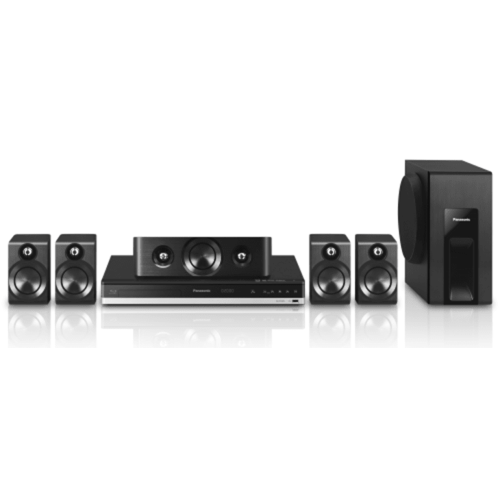 Panasonic Full HD 3D Blu-Ray Home Theatre