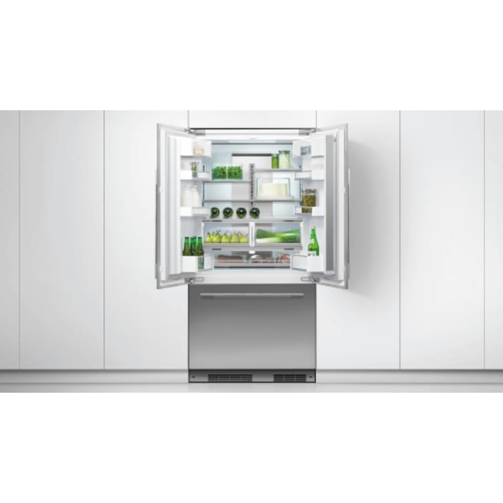 Fisher & Paykel ActiveSmart™ Fridge 900mm French Door Slide-in Panel Ready