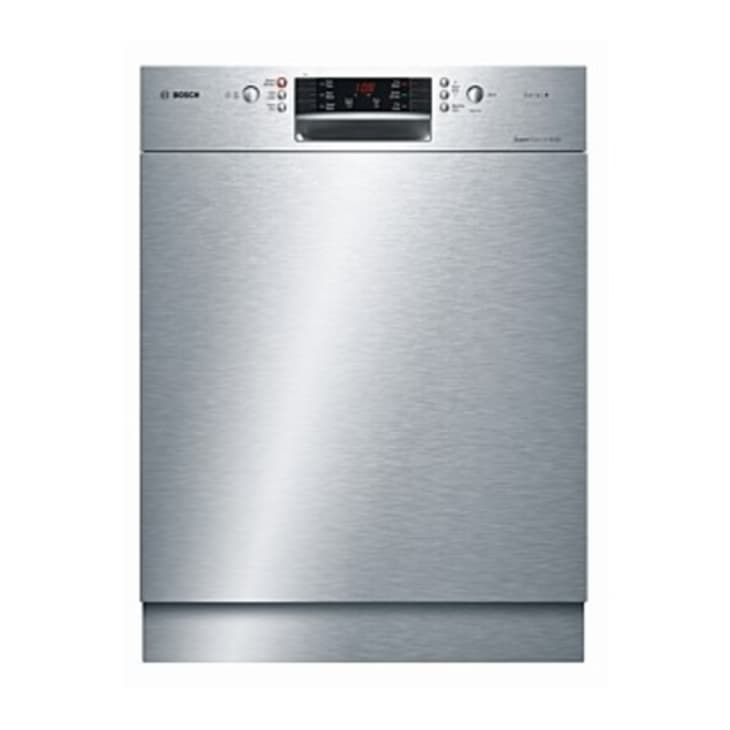 Bosch Built-Under Stainless Steel Dishwasher