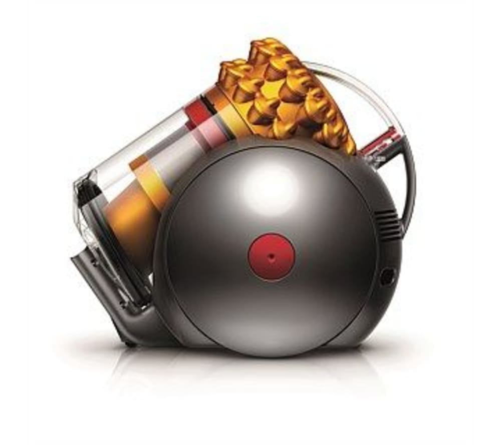 dyson cinetic big ball multi floor bagless vacuum cleaner magness benrow. Black Bedroom Furniture Sets. Home Design Ideas