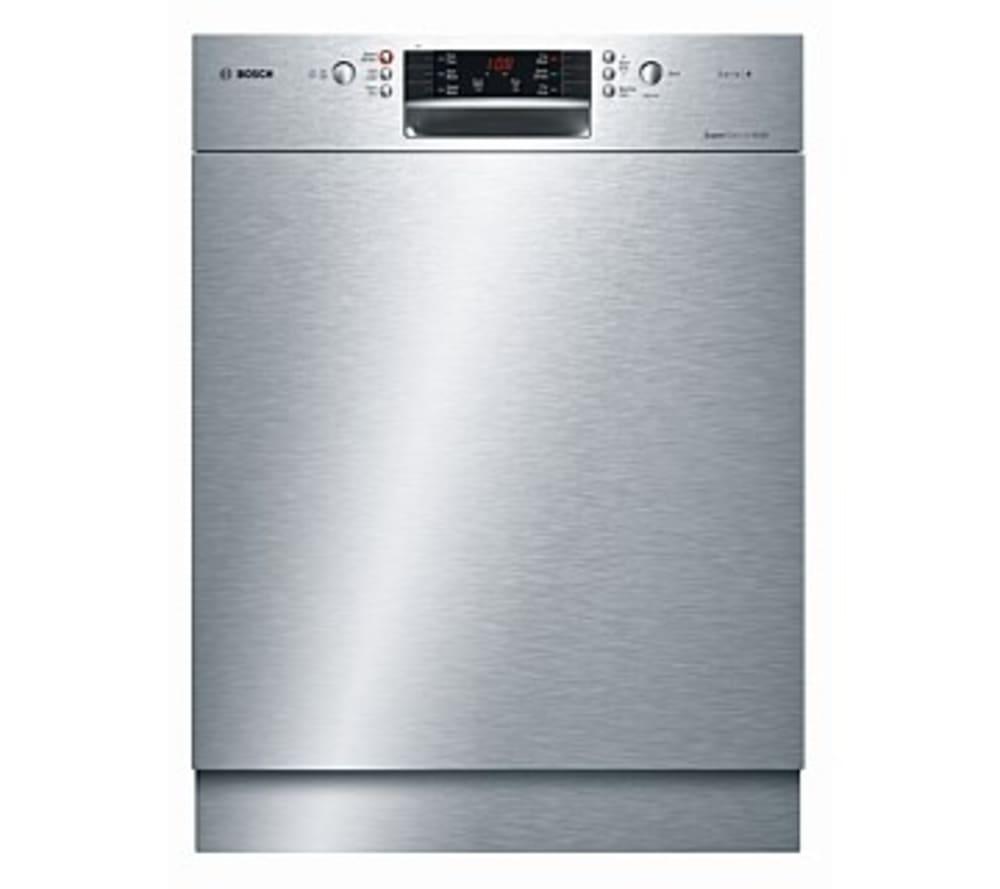 Bosch Built Under Stainless Steel Dishwasher Serie 4