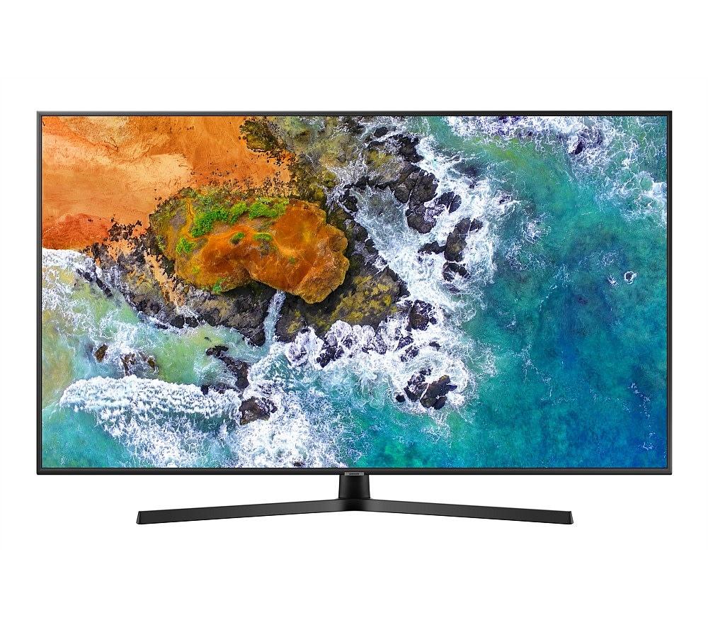 "Samsung 65"" 4K UHD Smart TV Dual Tuner"