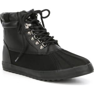 Ralph Lauren Regnald Nubuck Sneaker Boot HxIbaA