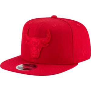 8e1d733bf43 Chicago Bulls New Era NBA RED Snapback Cap - Mens - Red Red from ...