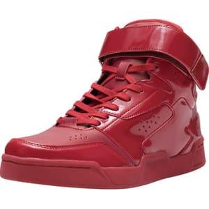 Radii Mens Red Footwear Casual 8.5