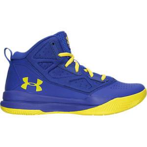 b5d56fb95a51 Under Armour Boys  Grade School Jet Mid Basketball Shoes
