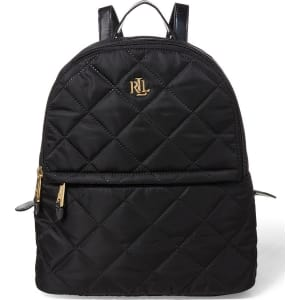 e6f4bdd3fa Lauren Ralph Lauren Tami Quilted Nylon Backpack from Dillard s.