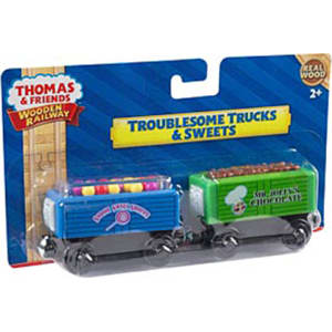 Thomas Friends Wooden Railway Sweet Special