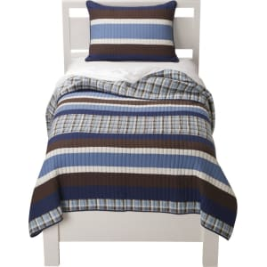 sheringham road surf stripe quilt set twin multicolored from target