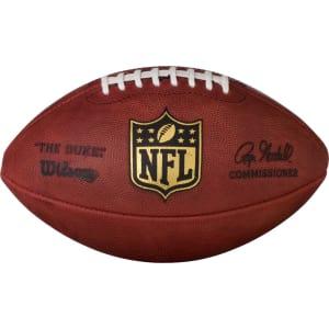 0b5aeac4c2d Wilson Official Nfl Duke Game Football