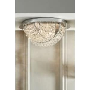 outlet store b01f6 cad30 Next Venetian 5 Light Flush Fitting - Chrome