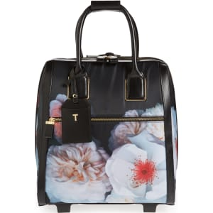 7f2f3341d024a0 Ted Baker London Evi Chelsea Wheeled Travel Bag - Black from Nordstrom.