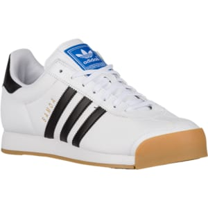 Adidas Originals Samoa Mens White Black Gum From