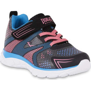 21634649dfaa Everlasta(r) Girls' Jackal Athletic Black Shoe, Size: 13 - (Toddler ...