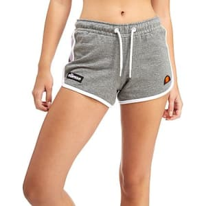 presenting fashion first look Ellesse Rosa2 Shorts - Charcoal - Womens from JD Sports.