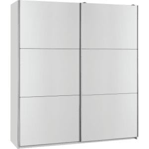 best website 768a6 e3562 Hygena Bergen 2 Door Large Sliding Wardrobe - White