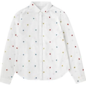 81e8d71551144b Embroidery Cotton Shirt from Cath Kidston.