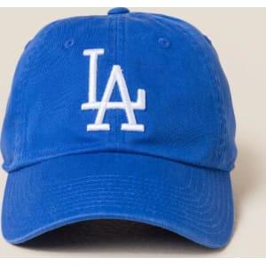 fc95b3a4 Dara La Dodgers Baseball Cap - Blue