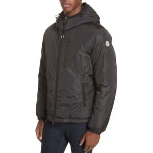 518b43ff1 Men's Moncler Guimet Hooded Down Jacket, Size 6 - Black