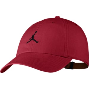 the best attitude cb19a c20ed Jordan H86 Washed Jumpman Air Cap - Red from Champs Sports.