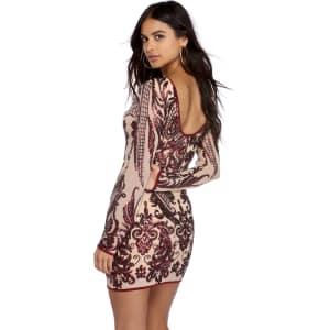 Windsor Sequin Dress