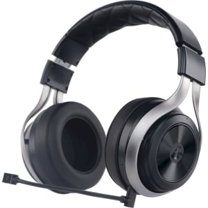 f6f0fcf5c61f86 Lucidsound Ls30 Wireless Gaming Headset, Black from Target.