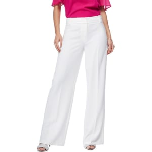 8c58db2b2a748 Principles - Ivory Wide Leg Suit Trousers from Debenhams.