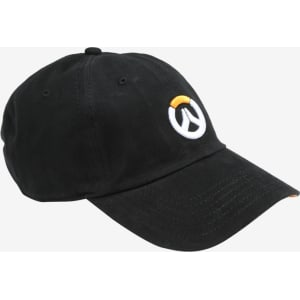 2a42ecff Overwatch Logo Dad Cap from Hot Topic.