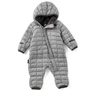 ace248cfd658 The North Face Baby Boys 3-12 Months Thermoball Bunting Coverall ...