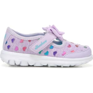 skechers memory foam for kids